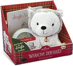 Hallmark Gifts - Jingle the Husky Pup Interactive Storybook and Plush 2.0