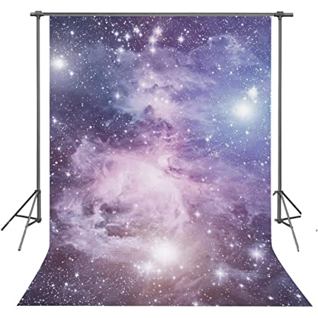 FUERMOR Background 7x5ft Space Theme Backdrop Photography Backdrops Photo Props LHFU014