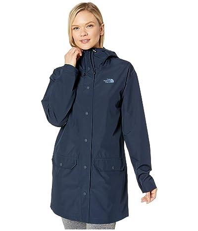 The North Face Woodmont Rain Jacket (Urban Navy) Women
