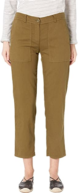Slouchy Ankle Length Pants
