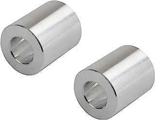 ポッシュ(POSH) アルミユニバーサルカラー(内径8mmX外径16.5mmX厚さ20mm) 2個入り 122008