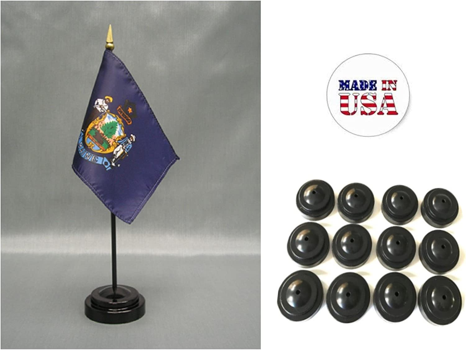 Made in the USA Box of 12 Miniature Maine Max 75% OFF 4