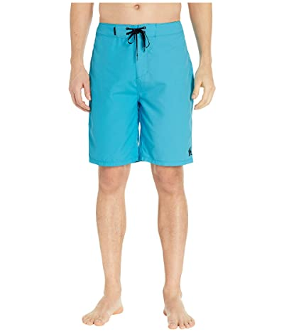 Hurley One Only 2.0 21 Boardshorts (Blue Fury) Men