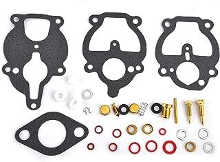 Carburetor Repair Rebuild Kit For Zenith 61 161 67 68 Carb K2112 IH Farmall Wisconsin Allis Oliver