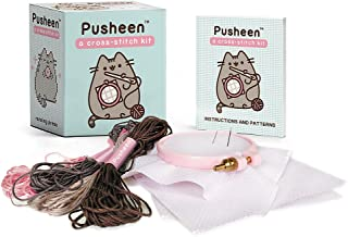 Pusheen: A Cross-Stitch Kit (RP Minis)