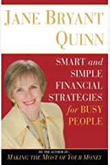 Smart and Simple Financial Strategies for Busy People Kindle Edition
