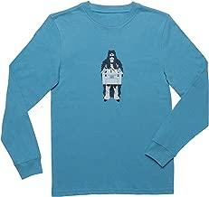 YETI Youth's Mountain Man Cotton Long Sleeve T-Shirt
