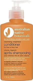 Australian Native Botanicals Conditioner for Fine/Limp Hair, 17 Oz