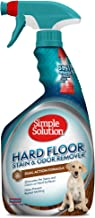 Simple Solution Hardfloor Pet Stain & Odor Remover with New Multi Functional Sprayer