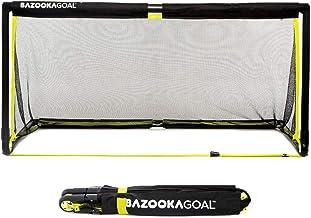 Bazookagoal Original Solid Frame Pop Up Goal   Portable Goal Posts - Folding Football Goal 6 x 3 ft