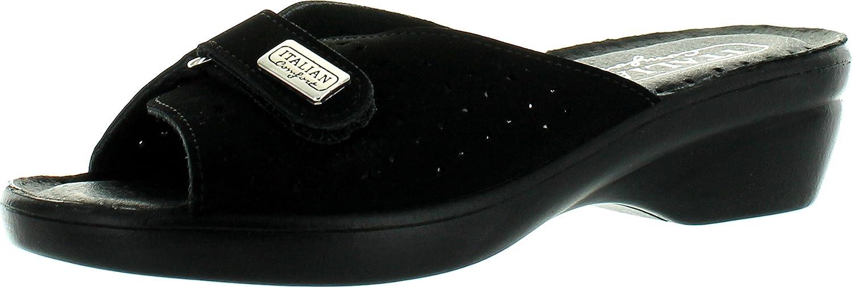 Italian Comfort Bolsena Made in  Comfort Slides Sandals