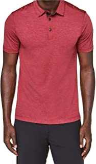Mens Evolution Polo Short Sleeve Shirt