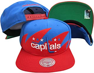 mitchell and ness capitals hat