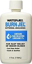 Water Jel Burn Jel, for Fast Relief of Minor Burns 4 fl oz (118 ml)