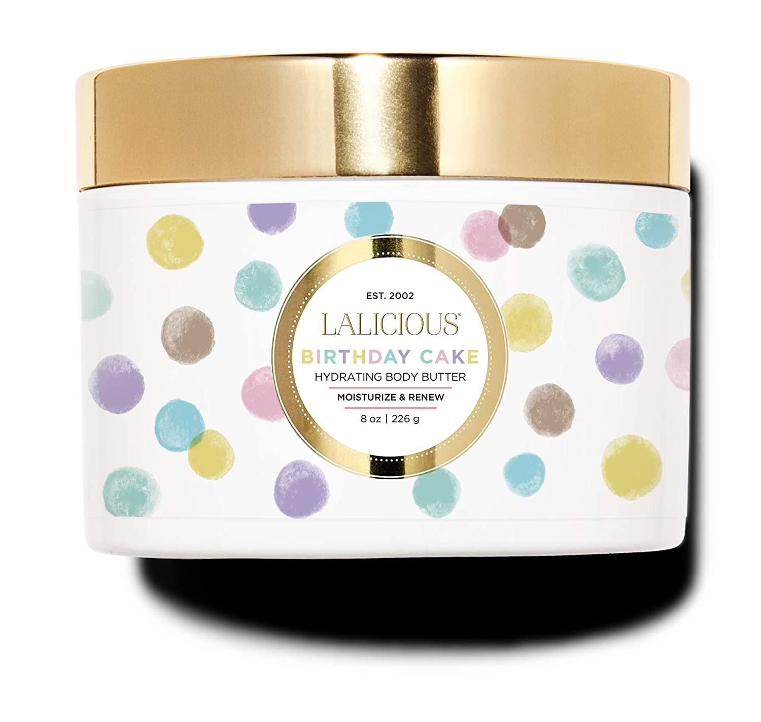 LALICIOUS 35% OFF Max 80% OFF Birthday Cake Shimmering Body - Butter Hydrating
