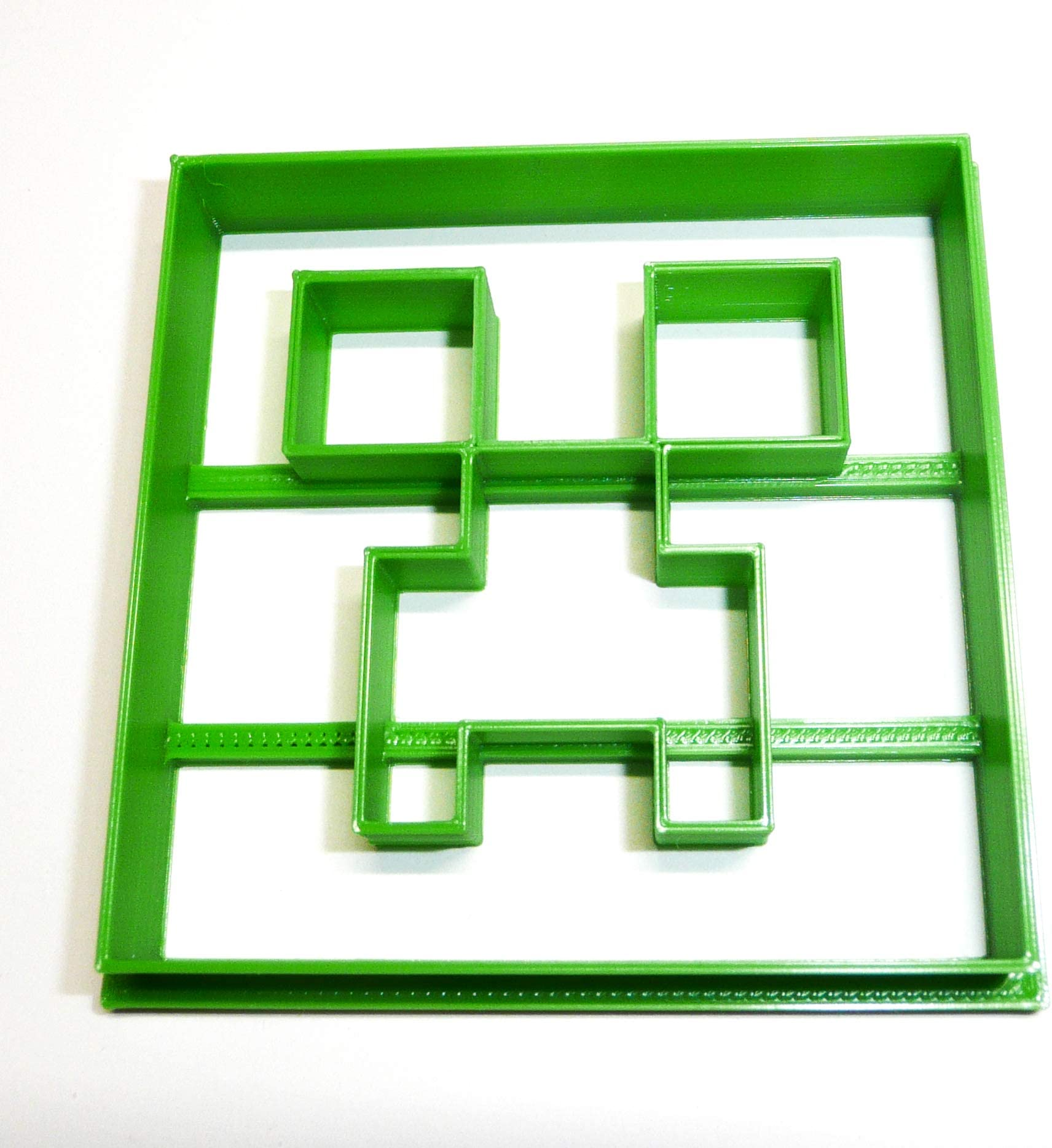 Square Cookie Cutter 3D Printed