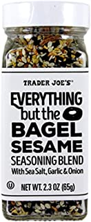 TJ Everything but the Bagel Sesame With Sea Salt, Garlic and Onion
