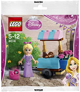 Lego Disney Princess Rapunzel's Market Visit