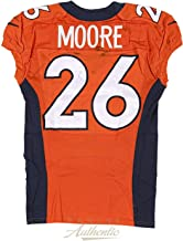 Rahim Moore Game Worn Denver Broncos Jersey and Pant Set From 10/23/2014 vs the San Diego Chargers ~Limited Edition 1/1~ - Panini Authentic - Panini Certified