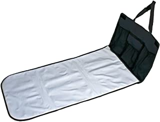 J.L. Childress Pockets 'N Pad, Portable Diapering Station for Your Vehicle, Detachable Changing Pad, Pocket Panel for Stor...
