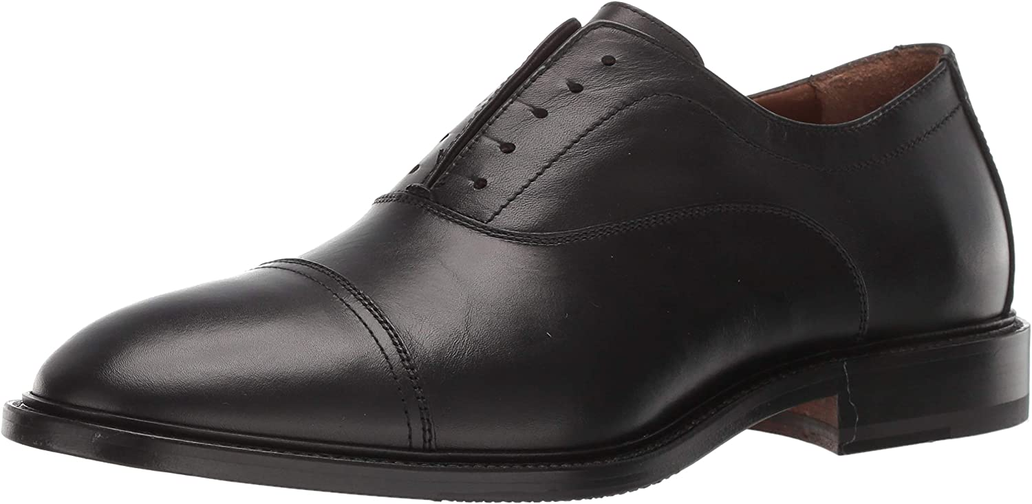 Aquatalia Men's Mattia Dress Calf Oxford
