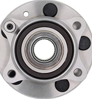 Dorman 951-841 Front Wheel Bearing and Hub Assembly for Select Ford/Mercury Models