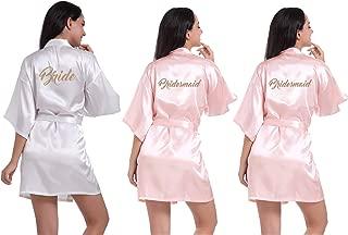 bridesmaid robes set of 7