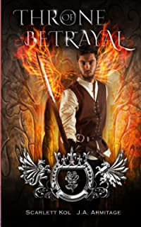 Throne of Betrayal: A Beauty and the Beast retelling (Kingdom of Fairytales Beauty and the Beast)
