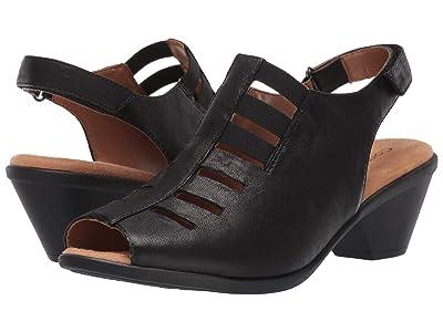 Comfortiva Faye (Black Oleoso) Women