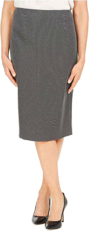 Kasper Women's Pin Dot Skimmer Skirt