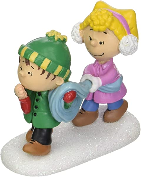 Department 56 Peanuts Village My Sweet Babboo Accessory Figurine