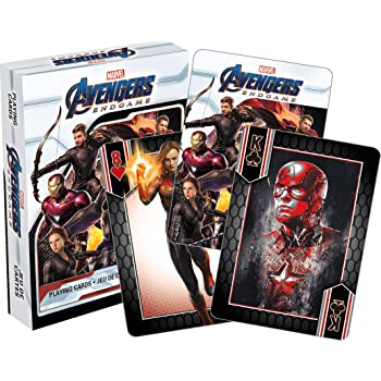 Captain America Playing Cards NMR Distribution 52407