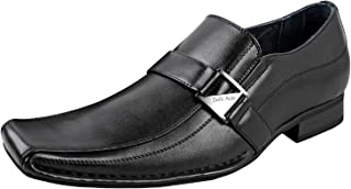 M-19231 Mens Loafers Dress Classic Shoes w/Leather Lining…