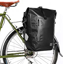 G-raphy 25L Bolsa Alforja Trasera para Bicicleta, Grande Bolsa Bicicleta Multifunción Carretera MTB Bicicleta de Montaña