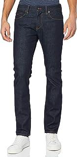 Tommy Hilfiger Men's Core Bleecker Slim Jean Jeans, Blue (New Clean Rinse 919), W32/L32