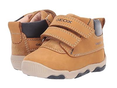 Geox Kids Newbalu 25 (Infant/Toddler) (Biscuit) Boy