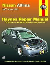 Nissan Altima (07-12): 2007 Thru 2012