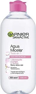 comprar comparacion Garnier Agua micelar (todo tipo de pieles) - 400 ml.