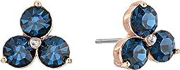 Kate Spade New York - Flying Colors Trio Stud Earrings