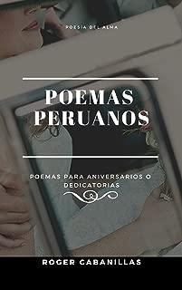 POEMAS PERUANOS: Poemas para aniversarios o dedicatorias (POEMARIO nº 1) (Spanish Edition)
