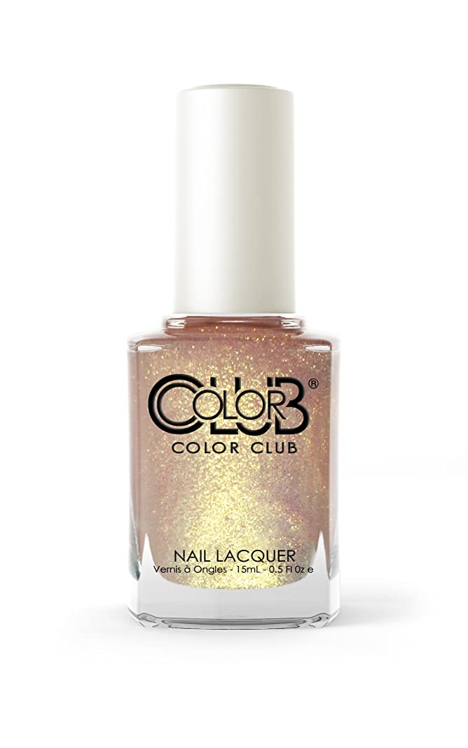 代わりに晴れ湖Color Club Lacquer - Shine Shifter Collection Spring 2018 - Never A Dull Moment - 15 mL / 0.5 oz