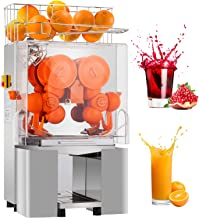 commercial juice machine price