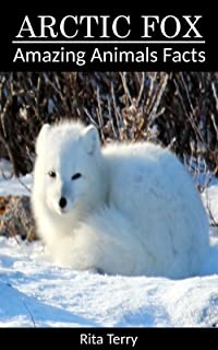 Arctic Fox: Amazing Photos & Fun Facts Book About Arctic Fox (Amazing Animals Facts)