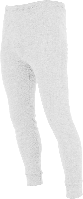 Floso Mens Thermal Underwear Long Johns/Pants (Viscose Premium Range)