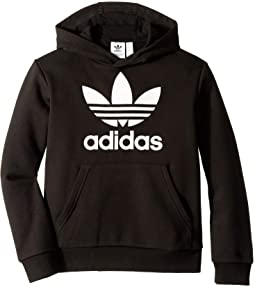 Girls adidas Originals Kids Black Hoodies \u0026 Sweatshirts +