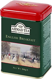 Ahmad Tea English Breakfast Tea Net Wt 200 g (7.0 oz)