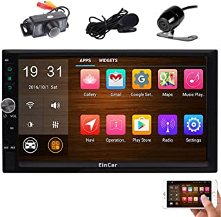 Quad Core Android 6.0 7'' Car Radio with GPS Navigation HD Touch Screen Double..