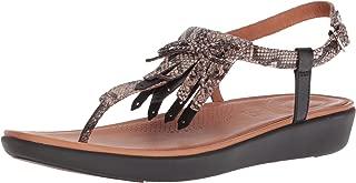 Women's Tia Fringe Toe-Thong Sandals Flat