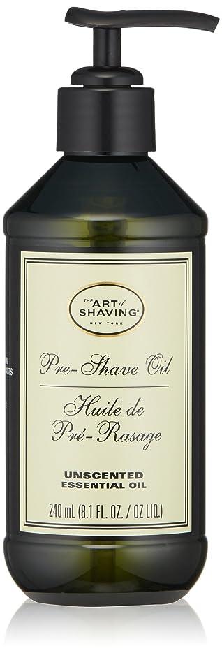 単語水族館配管工アートオブシェービング Pre-Shave Oil - Unscented (With Pump) 240ml/8.1oz並行輸入品