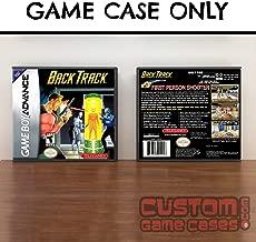 Gameboy Advance Back Track - Game Case